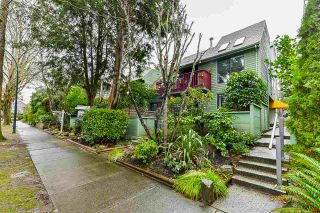 Photo 2: 1342 WALNUT Street in Vancouver: Kitsilano Townhouse for sale (Vancouver West)  : MLS®# R2533520