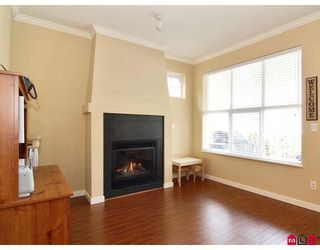 """Photo 4: 5 20460 66TH Avenue in Langley: Willoughby Heights Townhouse for sale in """"Willow Edge"""" : MLS®# F2809393"""