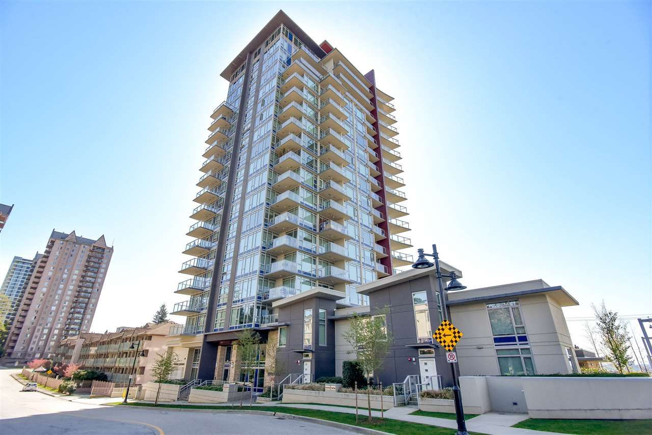 "Main Photo: 1103 518 WHITING Way in Coquitlam: Coquitlam West Condo for sale in ""UNION"" : MLS®# R2566282"