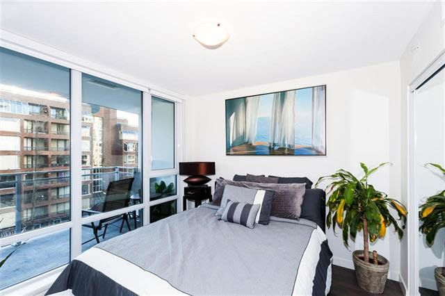 Photo 2: Photos: 607-1009 Harwood St in Vancouver: West End Condo for rent (Vancouver Downtown)