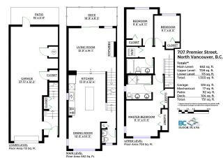 """Photo 20: 707 PREMIER Street in North Vancouver: Lynnmour Townhouse for sale in """"Wedgewood by Polygon"""" : MLS®# R2159275"""