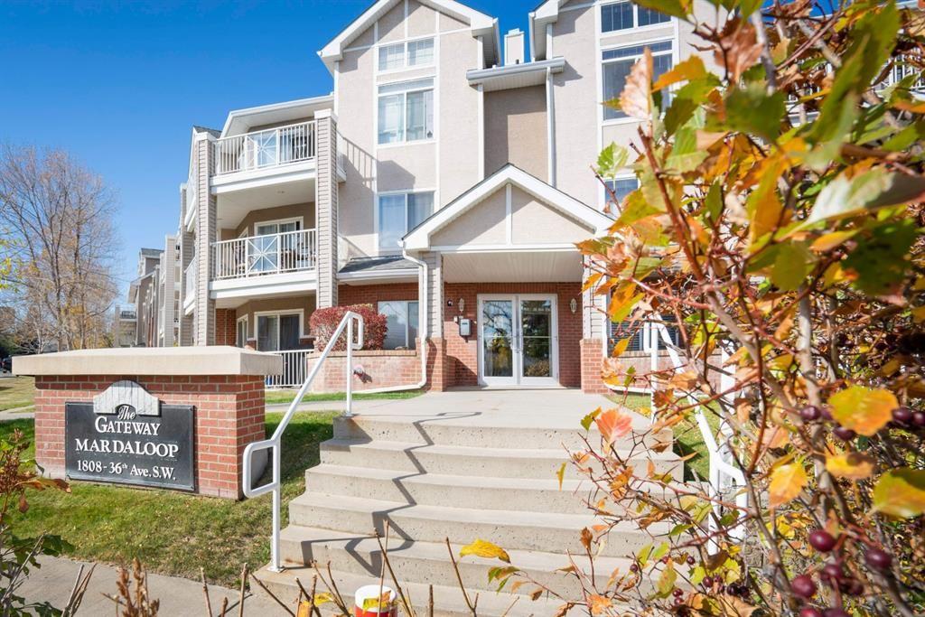 Main Photo: 219 1808 36 Avenue SW in Calgary: Altadore Apartment for sale : MLS®# A1151921