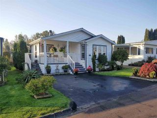 """Photo 1: 98 1840 160 Street in Surrey: King George Corridor Manufactured Home for sale in """"Breakaway Bays"""" (South Surrey White Rock)  : MLS®# R2312911"""