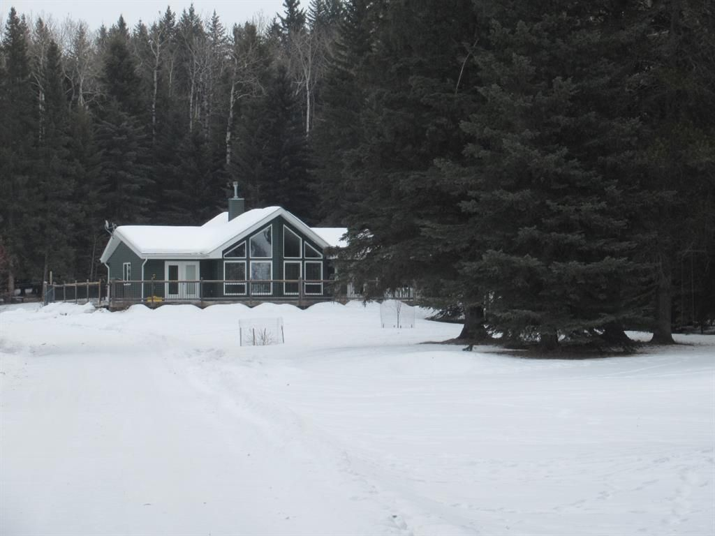 Main Photo: 371009 Range Road 5-3: Rural Clearwater County Detached for sale : MLS®# A1062405