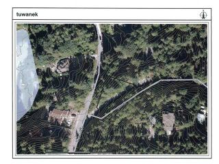 "Photo 1: 7488 SECHELT INLET Road in Sechelt: Sechelt District Land for sale in ""Tuwanek"" (Sunshine Coast)  : MLS®# V937854"