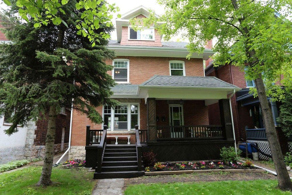 Photo 3: Photos: 46 Purcell Avenue in Winnipeg: Wolseley Duplex for sale (West Winnipeg)  : MLS®# 1515039