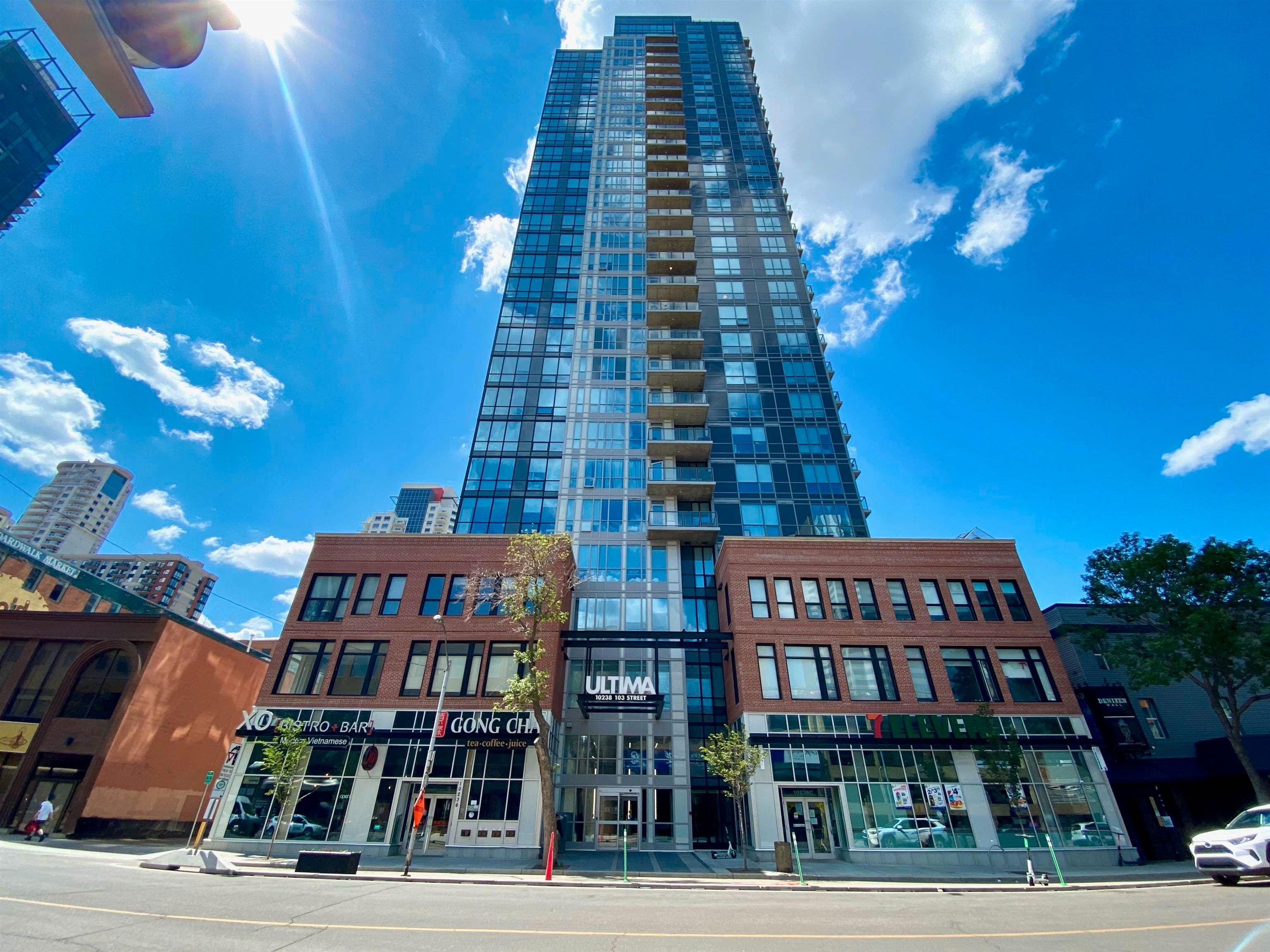Main Photo: 705 10238 103 Street in Edmonton: Zone 12 Condo for sale : MLS®# E4258703