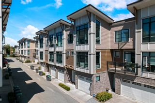 """Photo 33: 67 9989 BARNSTON Drive in Surrey: Fraser Heights Townhouse for sale in """"Highcrest"""" (North Surrey)  : MLS®# R2606291"""
