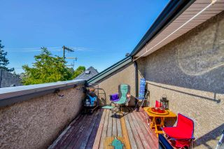 Photo 20: 1016 W 45TH Avenue in Vancouver: South Granville Townhouse for sale (Vancouver West)  : MLS®# R2487247