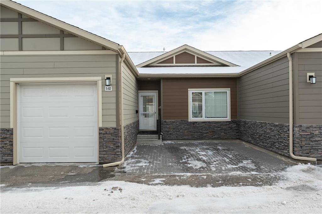 Main Photo: 5 82 Sandrington Drive in Winnipeg: Condominium for sale (2E)  : MLS®# 202028604