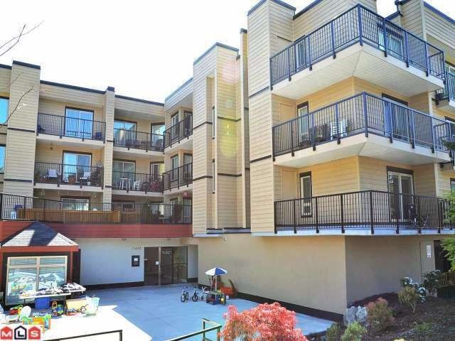 """Main Photo: 314 10438 148TH Street in Surrey: Guildford Condo for sale in """"Guildford Green"""" (North Surrey)  : MLS®# F1212542"""