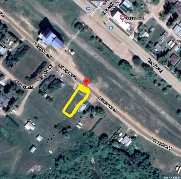 Main Photo: 17 Railway Avenue East in Preeceville: Lot/Land for sale : MLS®# SK850848