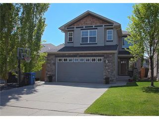 Photo 1: 67 CHAPMAN Way SE in Calgary: Chaparral House for sale : MLS®# C4065212