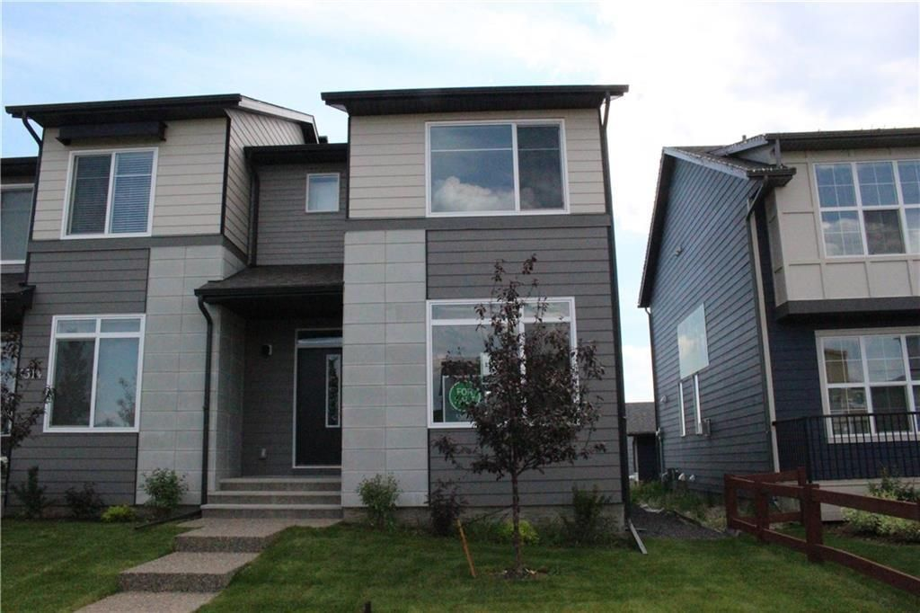 Main Photo: 1310 WALDEN Drive SE in Calgary: Walden Semi Detached for sale : MLS®# C4194452