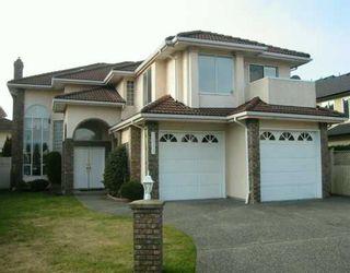 Photo 1: 7318 BAFFIN Court in Richmond: Quilchena RI House for sale : MLS®# V628610