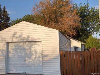 Photo 15: 376 King Edward Street in Winnipeg: St James Residential for sale (5E)  : MLS®# 202024606