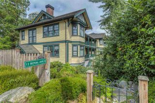 """Photo 1: 9 12 E ROYAL Avenue in New Westminster: Fraserview NW Townhouse for sale in """"Nurses Lodge at Victoria Hill"""" : MLS®# R2340529"""