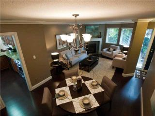 """Photo 3: 642 ST GEORGES Avenue in North Vancouver: Lower Lonsdale Townhouse for sale in """"ST GEORGES COURT"""" : MLS®# V899118"""