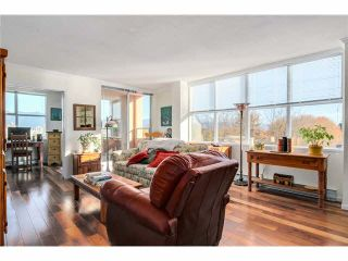 """Photo 6: 709 518 W 14TH Avenue in Vancouver: Fairview VW Condo for sale in """"Pacifica at Cambie Village"""" (Vancouver West)  : MLS®# V1101373"""