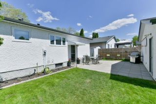 Photo 22: 50 Avaco Drive in Winnipeg: Valley Gardens Residential for sale (3E)  : MLS®# 202012561