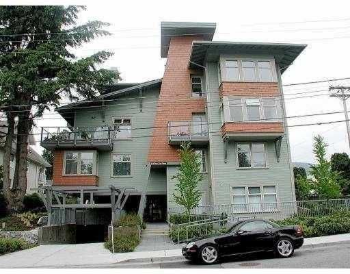 """Main Photo: 202 118 W 22ND ST in North Vancouver: Central Lonsdale Condo for sale in """"SENTRY"""" : MLS®# V574987"""