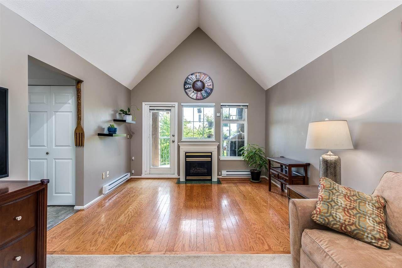 "Photo 2: Photos: 406 1369 56 Street in Delta: Cliff Drive Condo for sale in ""WINDSOR WOODS"" (Tsawwassen)  : MLS®# R2591453"