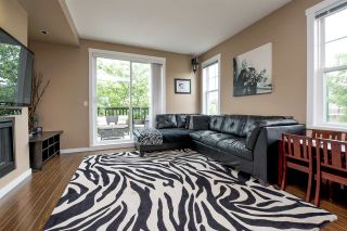 Photo 5: 1 18983 72A Avenue in Surrey: Clayton Townhouse for sale (Cloverdale)  : MLS®# R2073545