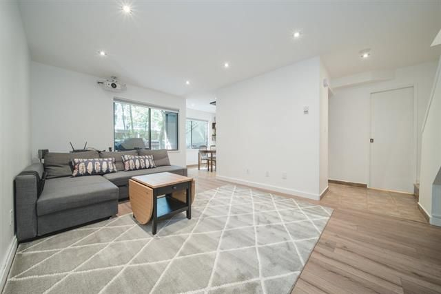 Main Photo: 3422 Nairn Avenue in Vancouver: Champlain Heights Townhouse for sale (Vancouver East)  : MLS®# R2399813