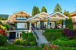 """Photo 1: 2623 LAWSON Avenue in West Vancouver: Dundarave House for sale in """"Dundarave"""" : MLS®# R2591627"""