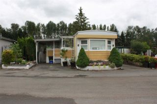 Photo 1: 96 201 CAYER STREET in Coquitlam: Maillardville Manufactured Home for sale : MLS®# R2079109