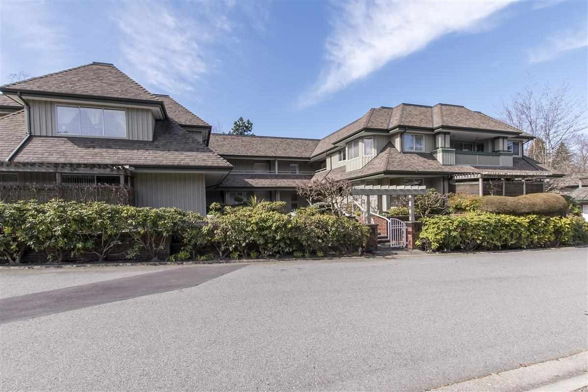 Main Photo: 3976 CREEKSIDE Place in Burnaby: Burnaby Hospital Townhouse for sale (Burnaby South)  : MLS®# R2446740