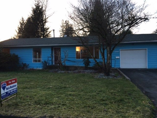 Main Photo: 12185 GREENWELL Street in Maple Ridge: East Central House for sale : MLS®# R2030261