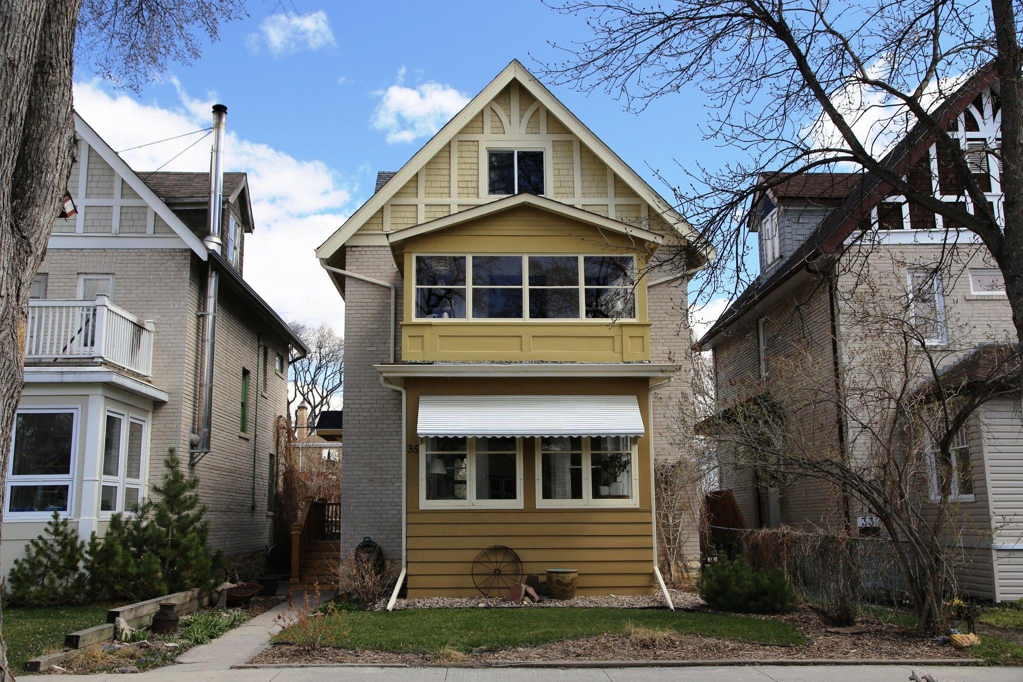 Photo 48: Photos: 35 Lipton Street in Winnipeg: Wolseley Single Family Detached for sale (5B)  : MLS®# 202110486