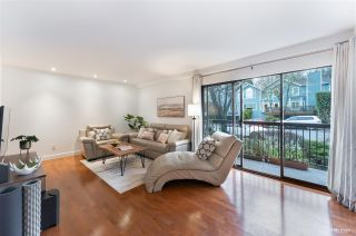 """Photo 3: 204 1235 W 15TH Avenue in Vancouver: Fairview VW Condo for sale in """"THE SHAUGHNESSY"""" (Vancouver West)  : MLS®# R2538296"""