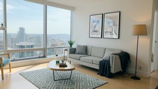 """Photo 3: 3307 1111 ALBERNI Street in Vancouver: West End VW Condo for sale in """"Shangri-la residence"""" (Vancouver West)  : MLS®# R2614231"""
