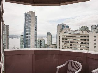 """Photo 15: 15B 1500 ALBERNI Street in Vancouver: West End VW Condo for sale in """"1500 ALBERNI"""" (Vancouver West)  : MLS®# V1128543"""