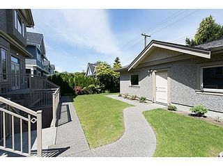 Photo 31: 3837 3RD Ave W in Vancouver West: Point Grey Home for sale ()  : MLS®# V1010558