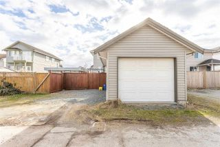 "Photo 37: 34637 7 Avenue in Abbotsford: Poplar House for sale in ""Huntingdon Village"" : MLS®# R2538064"