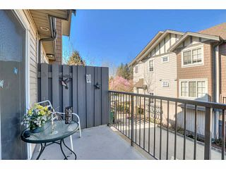"""Photo 15: 9183 CAMERON Street in Burnaby: Sullivan Heights Townhouse for sale in """"STONEBROOK"""" (Burnaby North)  : MLS®# V1111130"""