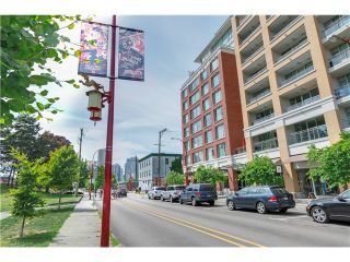 "Photo 1: 217 221 UNION Street in Vancouver: Mount Pleasant VE Condo for sale in ""V6A"" (Vancouver East)  : MLS®# V1073041"