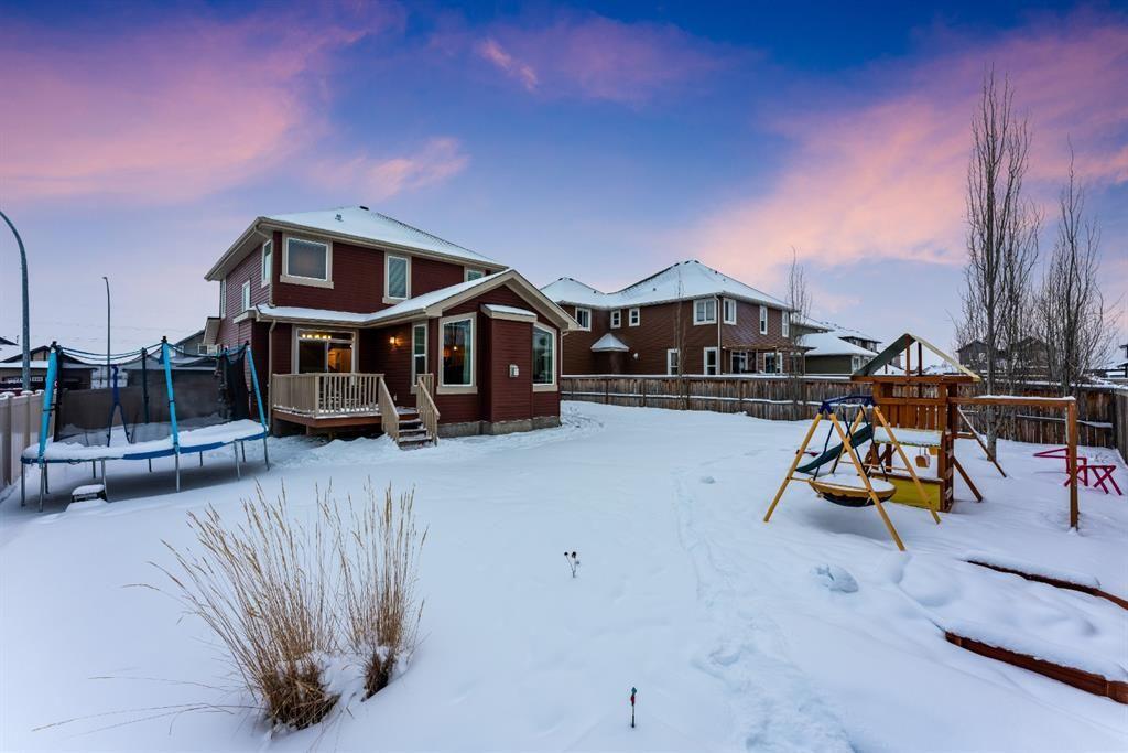 Photo 47: Photos: 434 Boulder Creek Drive SE: Langdon Detached for sale : MLS®# A1066594