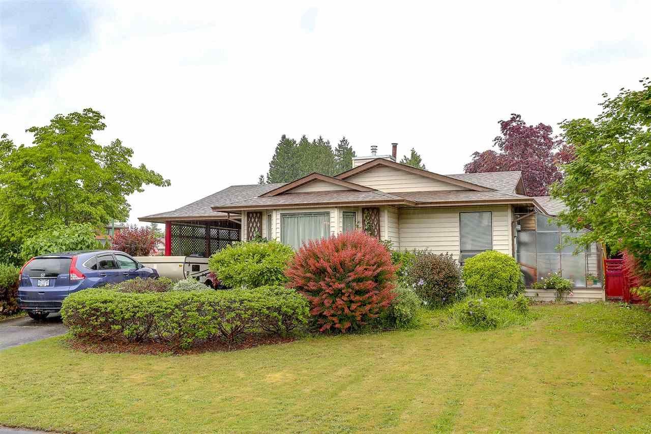 Main Photo: 20461 DENIZA AVENUE in : Southwest Maple Ridge House for sale : MLS®# R2182421