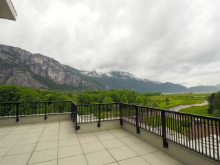 "Photo 21: 412 1212 MAIN Street in Squamish: Downtown SQ Condo for sale in ""Aqua"" : MLS®# R2465181"