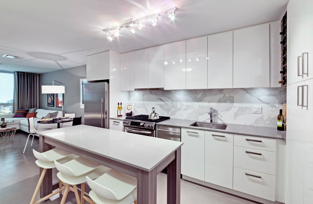 Main Photo: 203 231 E Pender Street in Vancouver: Downtown VE Condo for sale (Vancouver East)