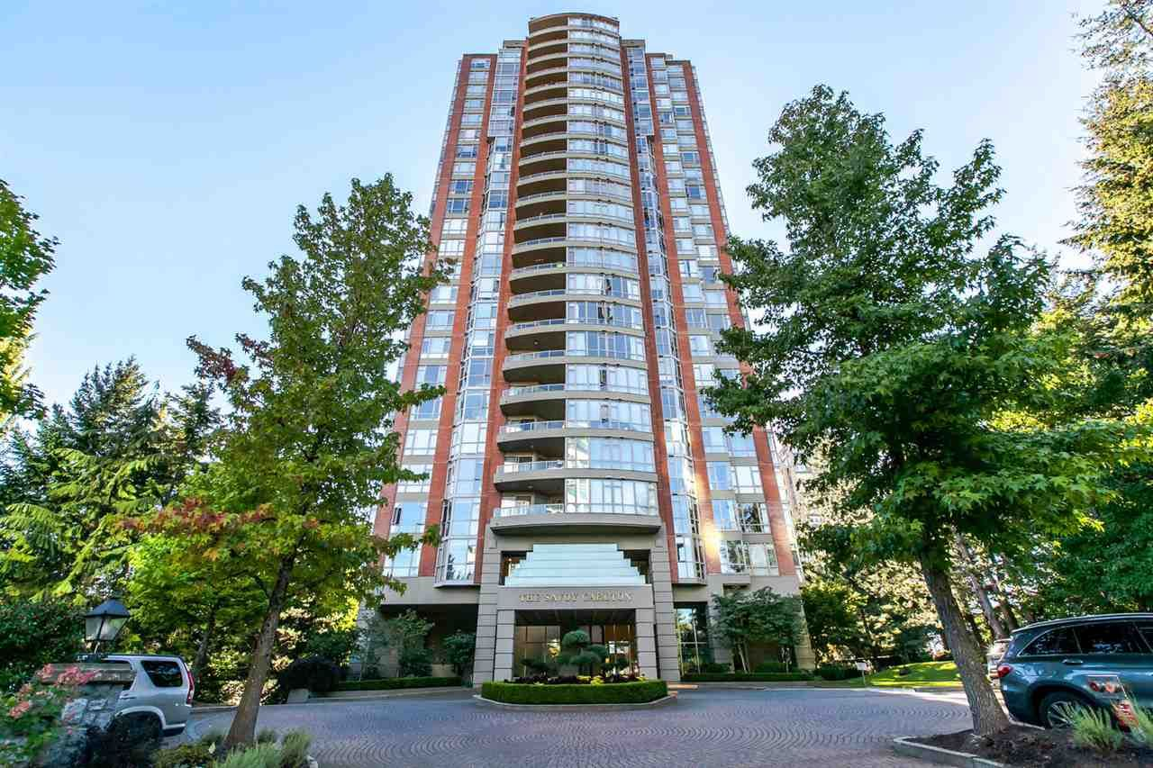 """Main Photo: 905 6888 STATION HILL Drive in Burnaby: South Slope Condo for sale in """"SAVOY CARLTON"""" (Burnaby South)  : MLS®# R2109502"""