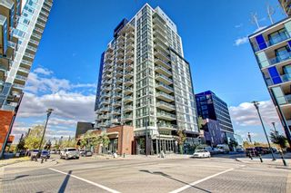 Main Photo: #1507 550 Riverfront Avenue SE in Calgary: Downtown East Village Apartment for sale : MLS®# A1114985