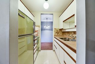 """Photo 3: 105 331 KNOX Street in New Westminster: Sapperton Condo for sale in """"WESTMOUNT ARMS"""" : MLS®# R2135968"""