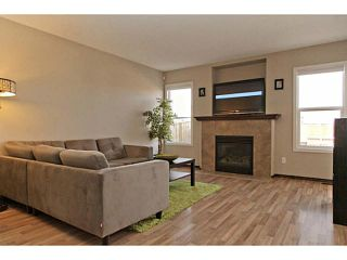 Photo 4: 110 AUTUMN Green SE in CALGARY: Auburn Bay Residential Attached for sale (Calgary)  : MLS®# C3566172