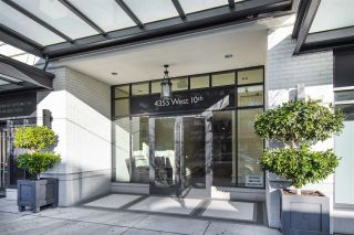 """Photo 1: 408 4355 W 10TH Avenue in Vancouver: Point Grey Condo for sale in """"Iron & Whyte"""" (Vancouver West)  : MLS®# R2462324"""