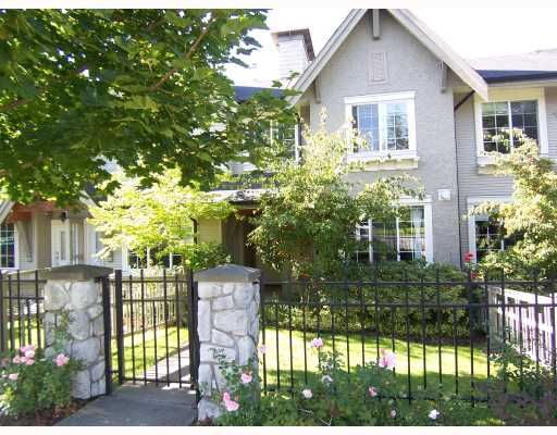 """Main Photo: 2 8415 CUMBERLAND Place in Burnaby: The Crest Townhouse for sale in """"ASHCOMBE"""" (Burnaby East)  : MLS®# V788857"""